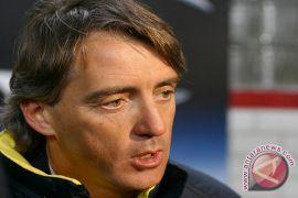 Roberto Mancini ingin Italia kembali ke puncak sepak bola dunia
