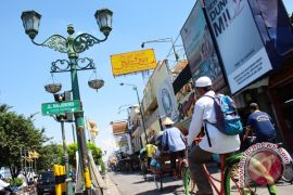 Lebaran - Arus lalu lintas Malioboro berangsur normal