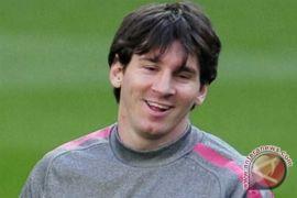 Lionel Messi berpeluang mendaftarkan namanya sebagai merek dagang