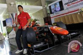 Rio Haryanto siap tampil maksimal di Bahrain