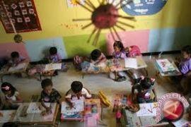 Kreativitas anak usia dini digelar di Sleman