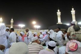 Jamaah haji diminta menghindari waktu utama jumrah aqobah