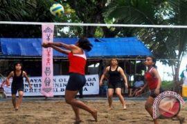 Voli pantai putra Indonesia tempati peringkat kedua