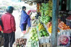 Masyarakat Yogyakarta kurang menyukai Konsumsi sayur dan buah