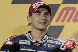 Lorenzo mengungguli Marquez untuk menangi GP Austria