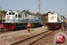 PT KA tambah 32 perjalanan kereta Lebaran