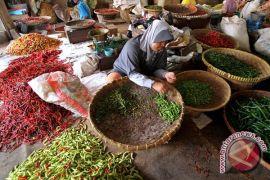 Harga cabai di Yogyakarta turun pascalebaran