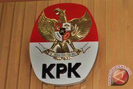 KPK resmi menahan bupati Lampung Selatan