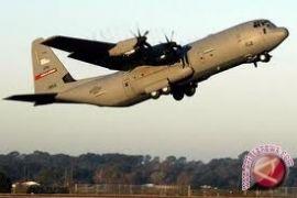 Amerika kirim tiga pesawat Hercules angkut bantuan ke Palu