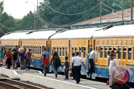 Lebaran 2017 - KAI: penumpang kereta tujuan DIY 36.000 pemudik