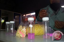 BBPOM : 34 persen makanan mengandung bahan berbahaya