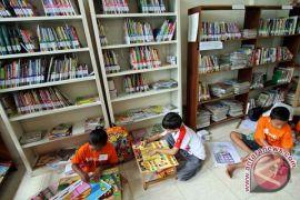 Minat baca pelajar DIY cukup tinggi