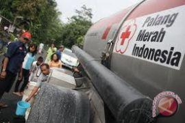 BPBD Gunung Kidul mulai menyalurkan air bersih