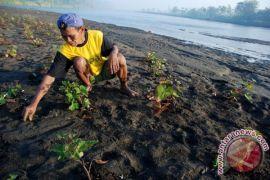 Petani manfaatkan air Gua Bening bercocok tanam