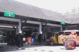 Jumlah penumpang Terminal Jombor naik 75 persen