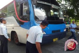 Dishub sleman temukan sejumlah angkutan tidak layak jalan