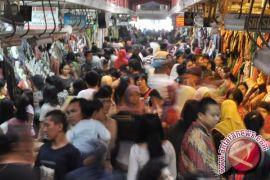 Pasar Beringharjo  selama Puasa tetap buka hingga malam