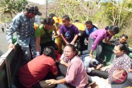 BPBD Bantul simulasikan gempa bumi akibatkan Tsunami