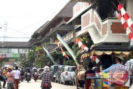 Beringharjo bangun relief dukung pengembangan wisata