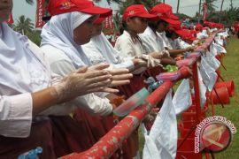 Menkes ajak masyarakat cuci tangan pakai sabun
