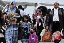 Kemlu RI memulangkan 404 WNI dari Malaysia