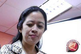 Puan enggan komentari peluangnya menjadi cawapres Jokowi