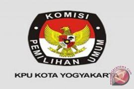 KPU Yogyakarta tunggu arahan verifikasi tiga parpol