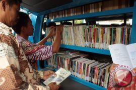 Perpustakaan Wukirsari menjadi model standarisasi perpustakaan desa