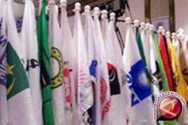 Parpol tingkatkan target perolehan kursi Pemilu 2019
