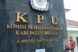 14 berkas caleg Bantul tidak memenuhi syarat