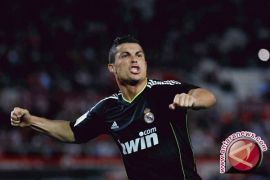 Juventus tundukkan MU 1-0, Ronaldo belum mampu sumbang gol