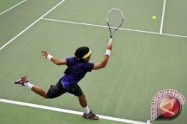 Tim beregu soft tenis Indonesia berhasi melaju ke perempat final
