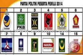 16 parpol Rrsmi daftar ke KPU Yogyakarta