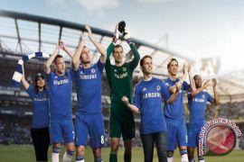 Victor Moses tentukan kemenangan Chelsea atas Burnley