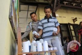 Polres Kulon Progo larang  menjual petasan