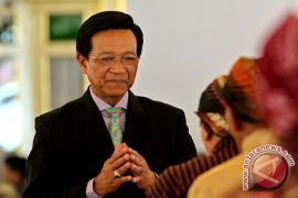Sultan menjamu Direktur IMF di Keraton Yogyakarta