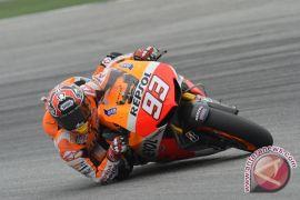 Marc Marquez start di posisi terdepan pada Grand Prix Belanda