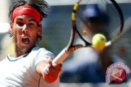 Rafael Nadal mendapat jalur mudah ke final Prancis Terbuka