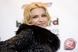Madonna merayakan ulang tahun ke-60 di Maroko