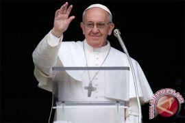 Paus Fransiskus mengutuk pembantaian di Gaza