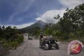 Jip wisata Merapi bukan untuk
