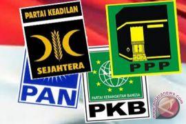Parpol minimal serahkan 410 daftar anggota
