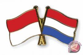 Gatot Nurmantyo membicarakan konstitusi Indonesia dengan Pangab Belanda