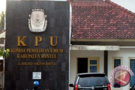 KPU Bantul menyusun DPSHP akhir pemilu 2019