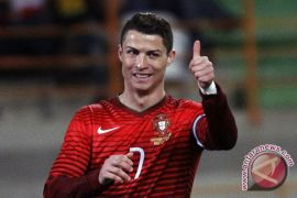 Ronaldo masih tumpul belum cetak satu pun gol untuk Juventus