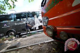 Penumpang Bus Lebaran