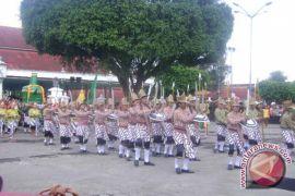 34 bregada ikuti Festival Kirab Budaya Sleman