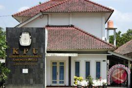 KPU Bantul belum terima pengajuan bakal caleg