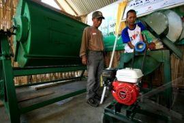 Warga Gunung Kidul makmur kelola bank sampah