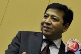 PPP: penarikan Novanto dikembalikan ke nurani Golkar